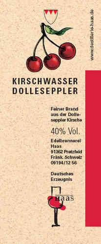 Kirsche Dolleseppler