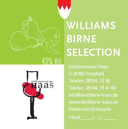 Williams Brand Selection